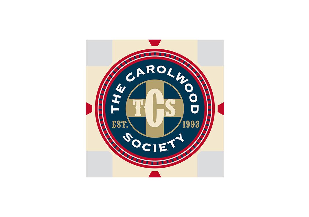 Walt Disney's Carolwood Society Brand Design by Laban Brown Design