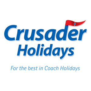 Crusader Holidays Logo Design