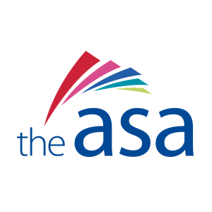 The ASA Amateur Swimming Association Logo Design
