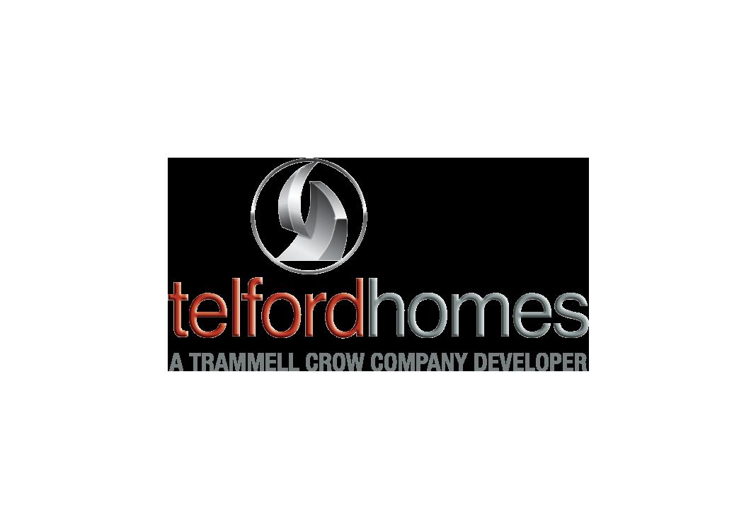 Telford Homes a Trammel Crow Company Developer Logo