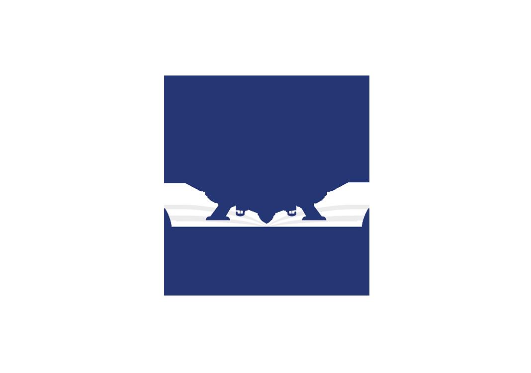 New York Publisher Theme Park Press new Logo Design